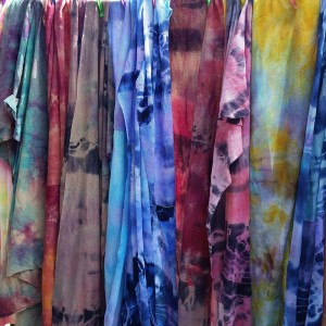 Allison Cameron-hand dyed loops