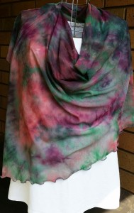 Allison Cameron-hand dyed wrap1