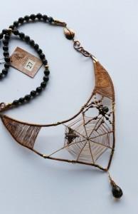 Kay Lancashire-A tangled web is woven II-27