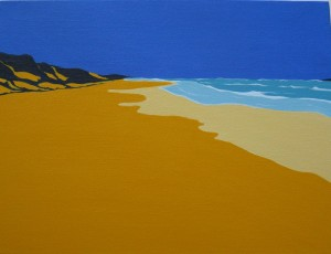 Yellow Beach